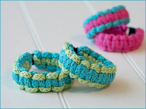 Ryedale Bracelet - Knitting Pattern - Instant download (en) bei Makerist sofort runterladen