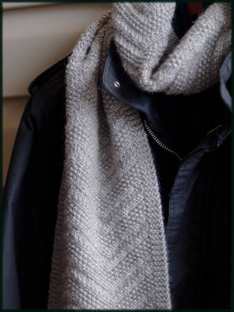 Beckenham Scarf - Knitting Pattern - Instant Download (en) bei Makerist sofort runterladen