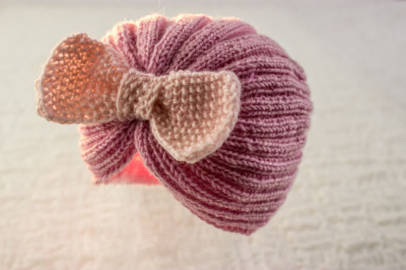 Baby Girl Cloche Hat- Knitting Pattern (en) - Strickanleitungen bei Makerist sofort runterladen