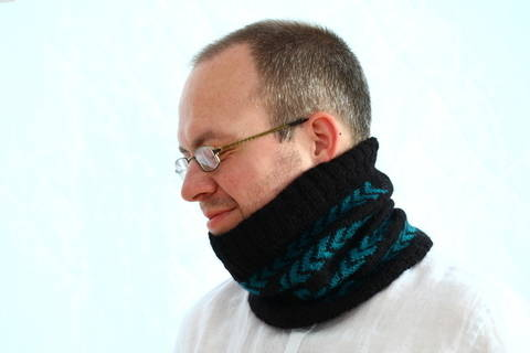 Fast Forward Cowl - Knitting (en) bei Makerist sofort runterladen