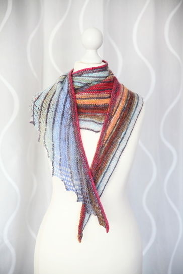 Impulsion Shawl - Knitting  (en) - Strickanleitungen bei Makerist sofort runterladen