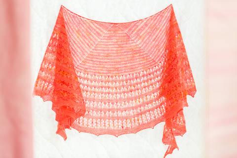 Agrumes Shawl - Knitting  (en) bei Makerist sofort runterladen