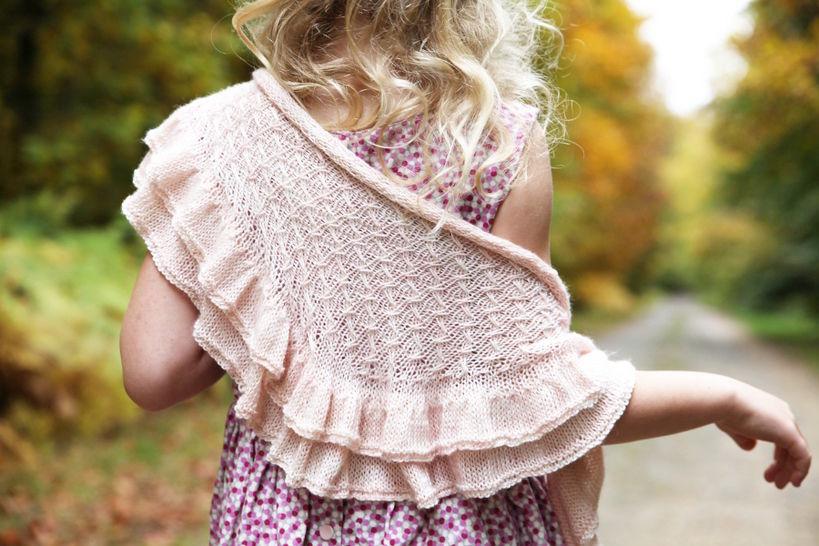 Sweet Helstone Shawl - Knitting (en) - Strickanleitungen bei Makerist sofort runterladen