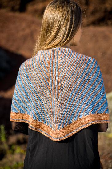 Namafjall Shawl - Knitting (en) - Strickanleitungen bei Makerist sofort runterladen