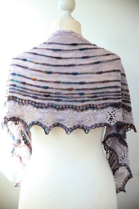 Turbulences Shawl - Knitting (en) bei Makerist sofort runterladen