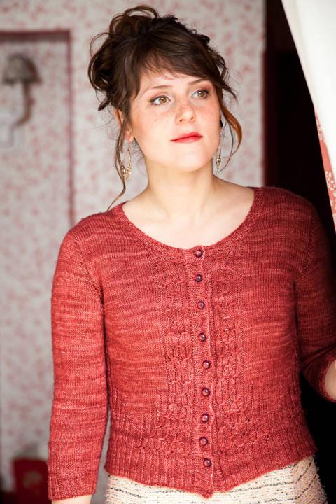 Margaux Cardigan - Knitting  (en) bei Makerist sofort runterladen