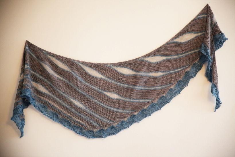 Northern Sky Shawl - Knitting (en) - Strickanleitungen bei Makerist sofort runterladen