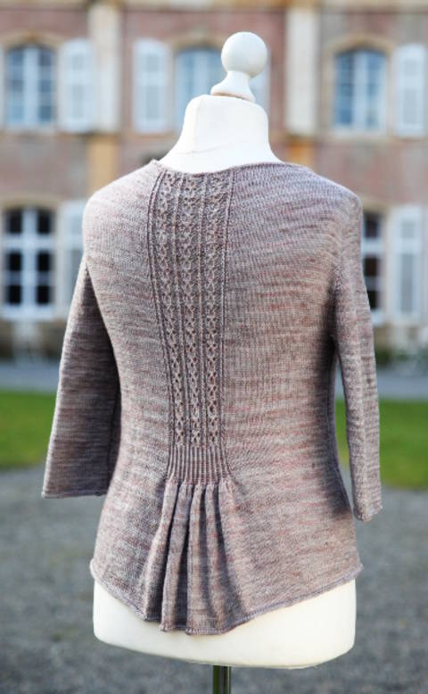 Hampton Court Cardigan - Knitting (en) bei Makerist sofort runterladen