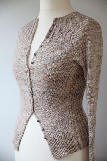 Pride and Prejudice Cardigan - Knitting (en) - Strickanleitungen bei Makerist sofort runterladen