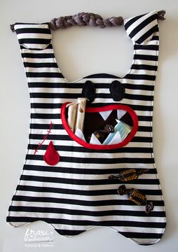 Download Halloween Bag trick or treat - Sewing Patterns immediately at Makerist
