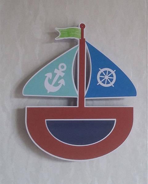 Boot Laterne aus Papier (Plotterdatei) bei Makerist sofort runterladen