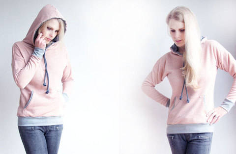Winter-Sally - Hoodie für Damen eBook / Schnittmuster bei Makerist sofort runterladen
