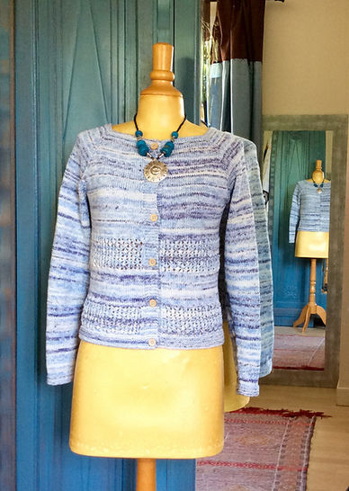 Download Morgiou - cardigan for women - Knitting Patterns immediately at Makerist