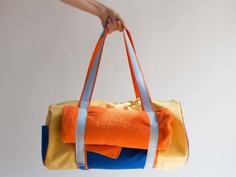 Download Yoga Beach Duffle Bag - Sewing Patterns immediately at Makerist