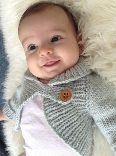 Miss Daisy Shrug - knitting pattern (en) - Strickanleitungen bei Makerist sofort runterladen