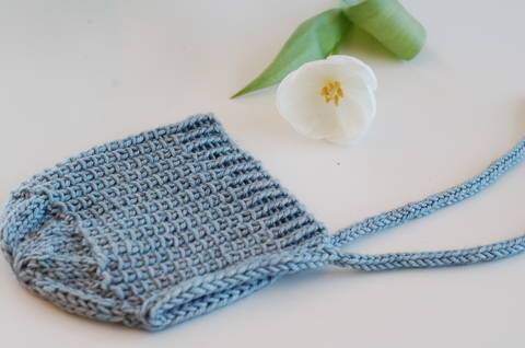 Little Bonnet - knitting pattern (en) bei Makerist sofort runterladen