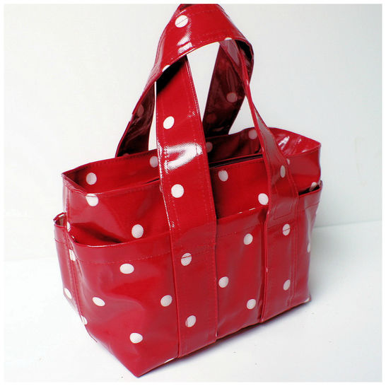 Download Handbag, Box Bag, Tote - Sewing Pattern - Sewing Patterns immediately at Makerist