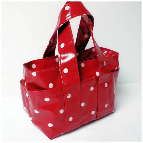 Download Handbag, Box Bag, Tote - Sewing Pattern immediately at Makerist