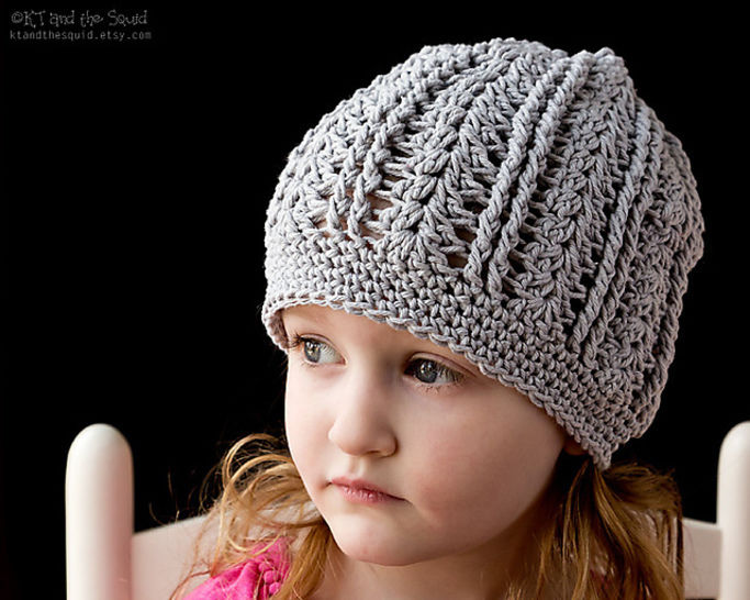 Download Beautiful Things Crochet Slouchy Hat Pattern - Crochet Patterns immediately at Makerist