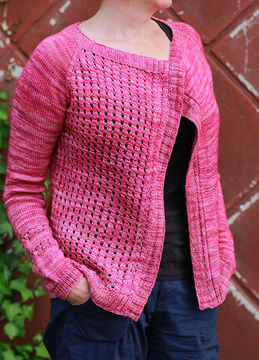 Download Cardigan - Be Open Minded  - Knitting Patterns immediately at Makerist