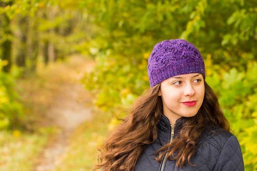 Download Hat - Keep Cute   - Knitting Patterns immediately at Makerist