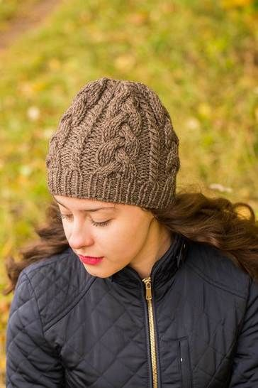 Download Hat - Keep Cool - Knitting Patterns immediately at Makerist