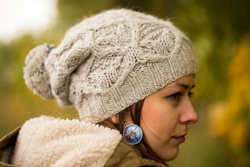 Download Hat - Keep Calm - Knitting Patterns immediately at Makerist