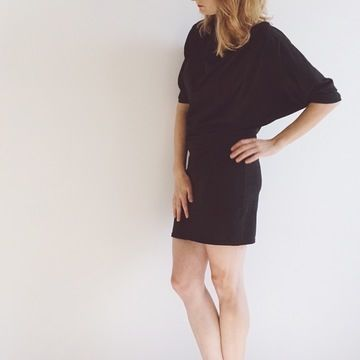 Download Elskan Batwing Dress & Top PDF Sewing Pattern  - Sewing Patterns immediately at Makerist