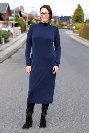 Download *Karl* (dress pattern)  european sizes 34 - 46 - Sewing Patterns immediately at Makerist
