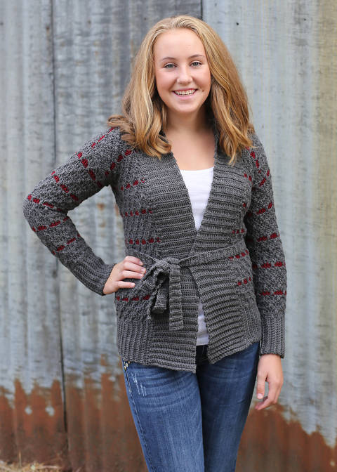 Download Katula Crochet Cardigan immediately at Makerist