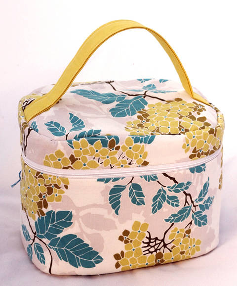 Download Train Case Sewing Pattern immediately at Makerist