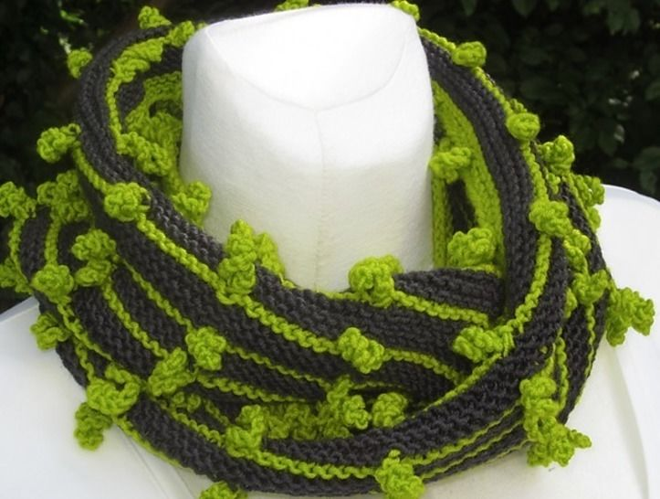 "Loop ""Crazy-Curly-Loop"" - Strickanleitungen bei Makerist sofort runterladen"