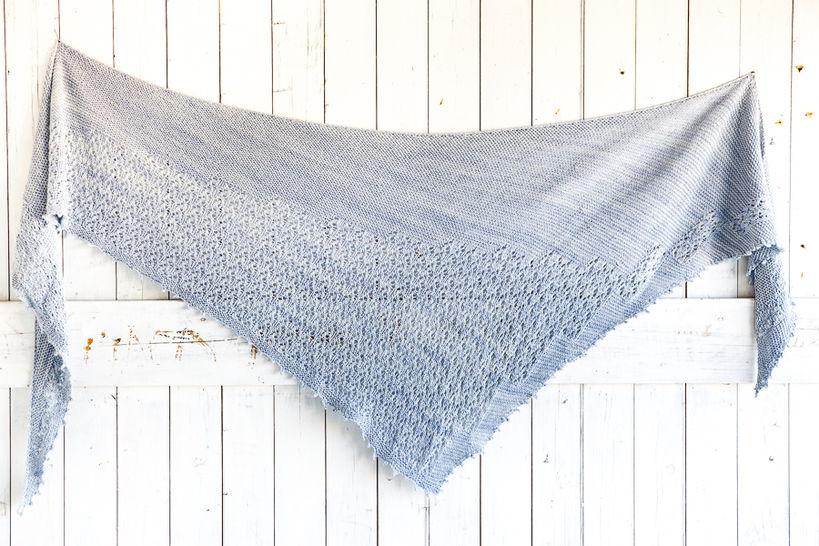 Pierre de Lune Shawl - Knitting (en) - Modèles de tricot bei Makerist sofort runterladen