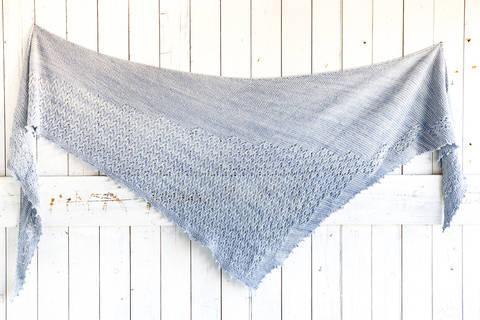 Pierre de Lune Shawl - Knitting (en) bei Makerist sofort runterladen