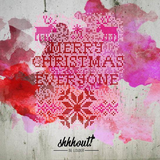 MERRY CHRISTMAS EVERYONE - Plotterdatei - Plotterdateien bei Makerist sofort runterladen