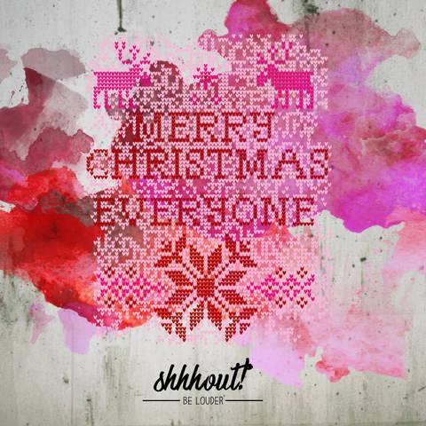 MERRY CHRISTMAS EVERYONE - Plotterdatei bei Makerist sofort runterladen