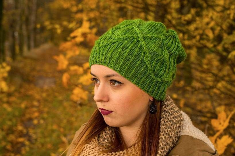 Download Keep Snug Hat  - Knitting Patterns immediately at Makerist