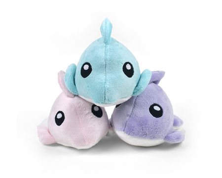 Download Mini Dolphin Plush Animal Toy - Sewing Patterns immediately at Makerist