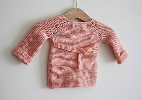 Télécharger Madeline - Brassière tricot bébé du Préma au 24 mois tout de suite sur Makerist