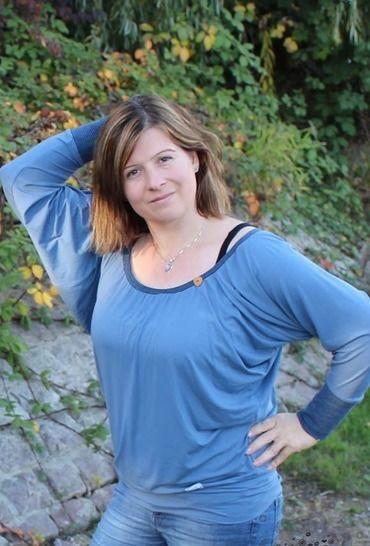 eBook Shirt Hedi - Nähanleitungen bei Makerist sofort runterladen