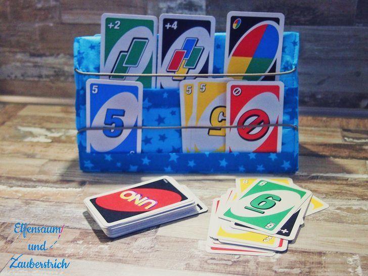 "eBook Kartenhalter ""Cardella"" - Nähanleitungen bei Makerist sofort runterladen"
