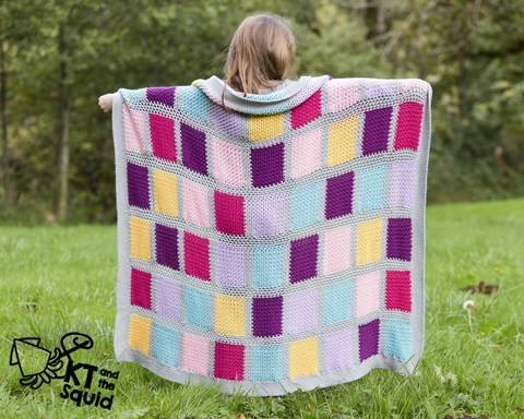 Download Blanket for mi Nina immediately at Makerist