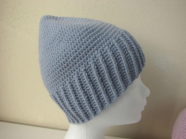 Download Winter hat - crochet pattern - Crochet Patterns immediately at Makerist