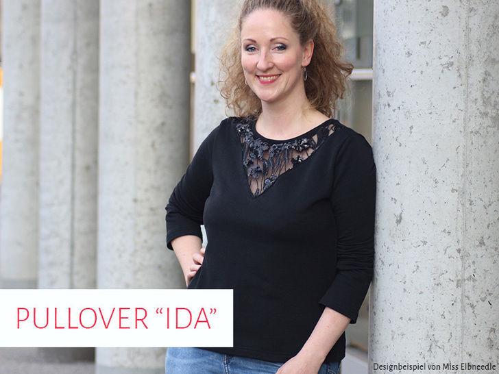 "Pullover ""Ida"" - Nähanleitungen bei Makerist sofort runterladen"