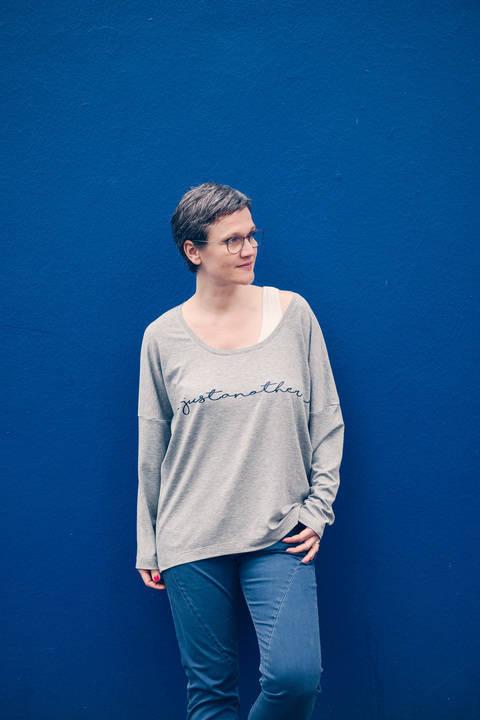 Download *justanothertee* (shirt pattern) – european sizes 34 - 48 immediately at Makerist