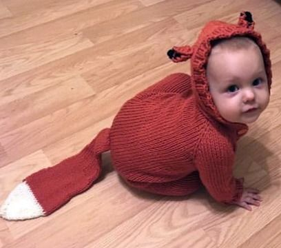 Download What Does The Fox Say? - Knitting Patterns immediately at Makerist