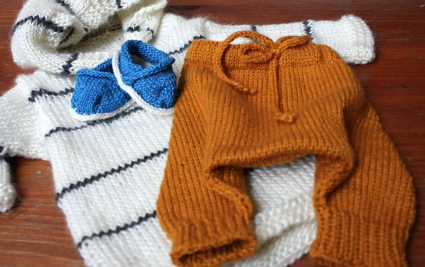 Download Hipster Trio  - Knitting Patterns immediately at Makerist