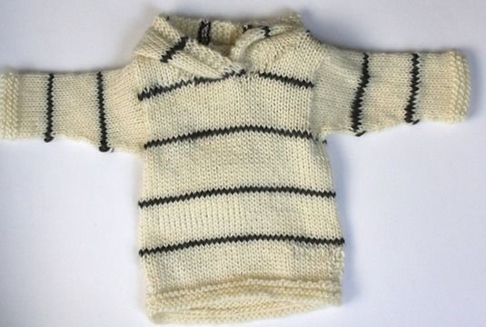 Download Simple Baby Baja - Knitting Patterns immediately at Makerist