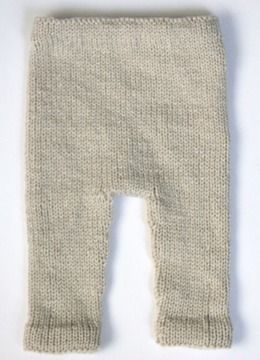Download Baby Leggings - Knitting Patterns immediately at Makerist