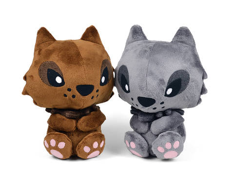 Download Baby Werewolf Plush Toy Sewing Pattern immediately at Makerist